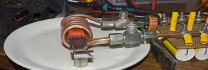 индукционный нагреватель