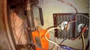 подключение электрокотла к сети
