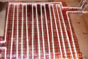 пластиковые трубы для теплых полов