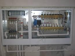 установка насосно смесительного узла