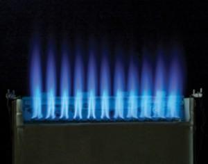 горелка в газовом котле
