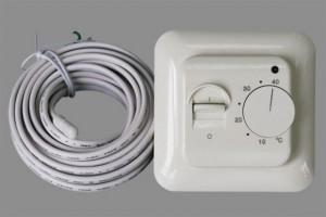 терморегулятор на электрический теплый пол