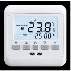 модель термостата для теплого пола