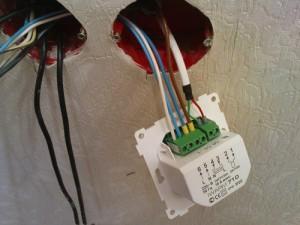 ремонт терморегулятора теплого пола
