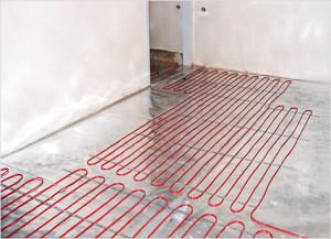 кабельный электрический теплый пол