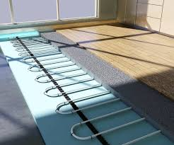 водяной нагревательный пол под ламинат