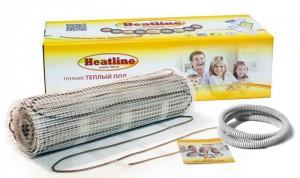 теплый пол heatline