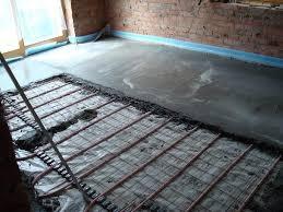 метод бетонирования