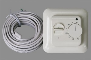 терморегулятор для теплого электрического пола