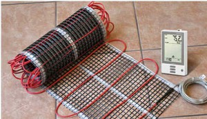 кабельный электрический пол
