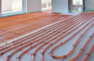 пластиковые трубы для теплого водяного пола