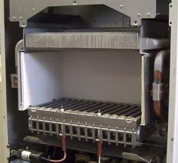 теплообменник напольного газового котла