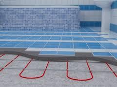 водяной пол под плитку