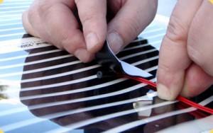 термодатчик для пленочного теплого пола